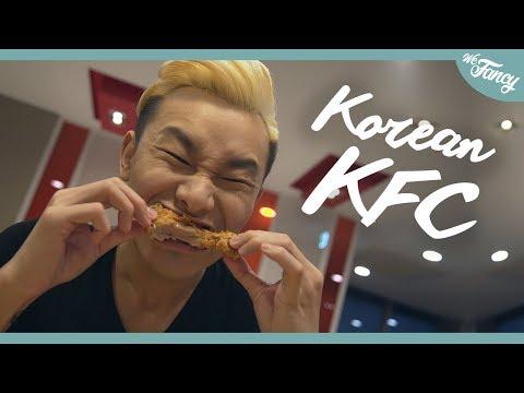 Fast Food in Korea: KFC