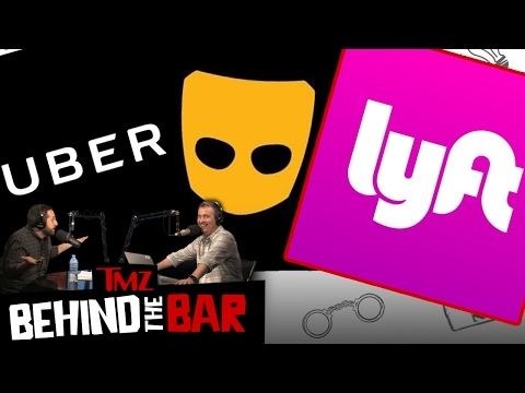 The Biggest Threat To Ridesharing And Dating Apps…The Lawyers!   EP 29 - Behind The Bar   TMZ Live