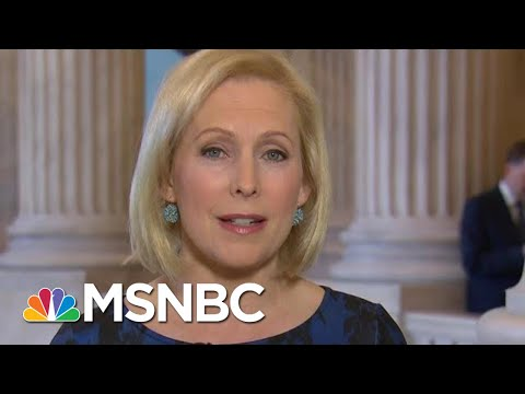 Senator Gillibrand: Abortion Discussion Is More Important And Urgent Now | Velshi & Ruhle | MSNBC