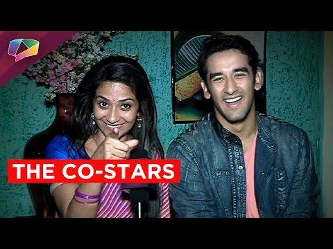 Vishal Vashishtha and Aditi Sharma, The Co-Star Story