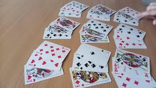 ♥ЧЕРВОВЫЙ КОРОЛЬ, ближайшее будущее, цыганский расклад, гадание на игральных картах