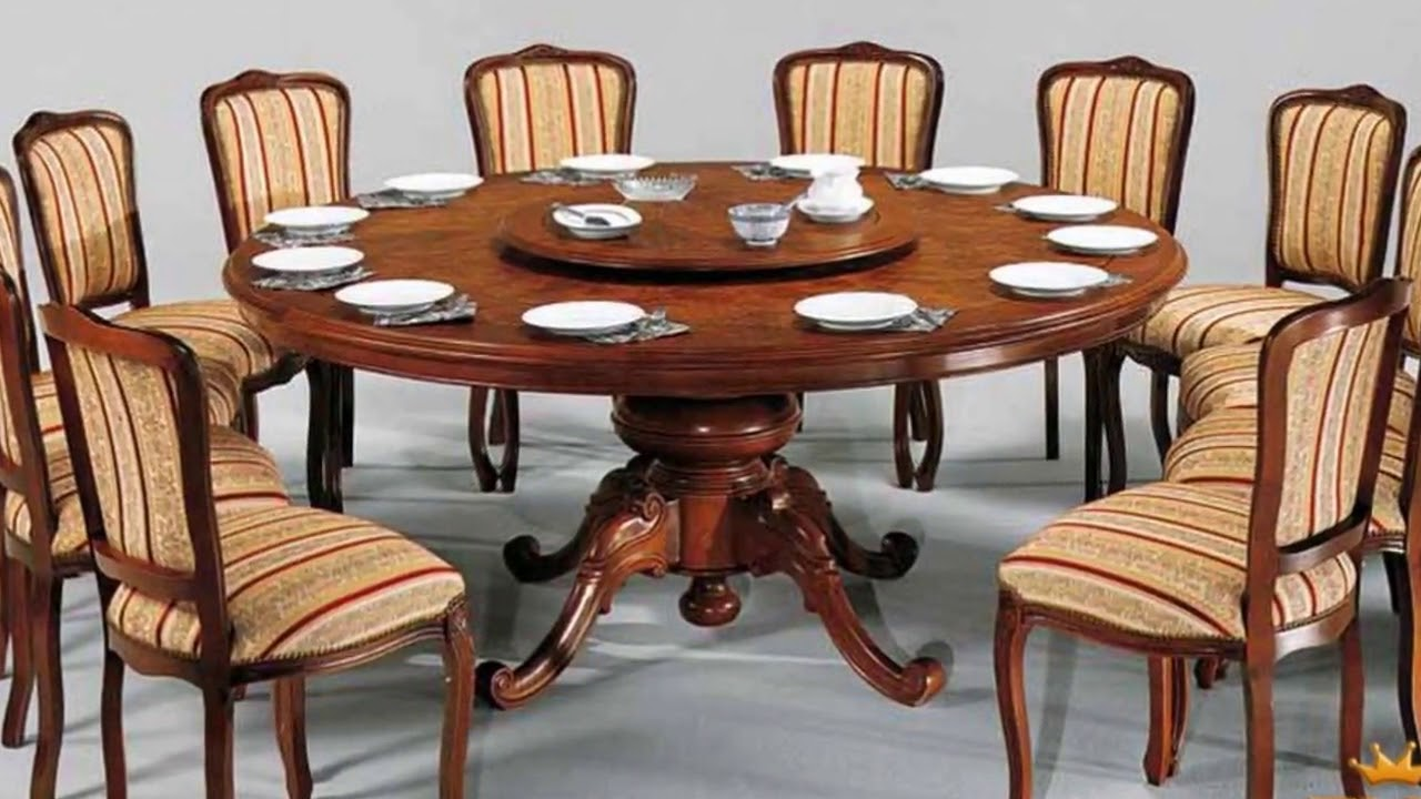 10 Seater Dining Table And Chairs Design UK