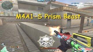 [ Bình luận CF ] Tổng quan về M4A1-S Prism Beast - Quang Brave