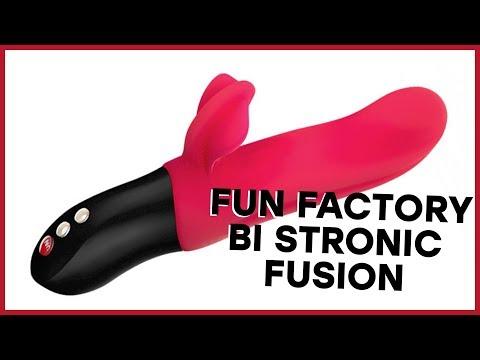 ОБЗОР FUN FACTORY BI STRONIC FUSION  – Пульсатор с клиторальным отростком [Точка Любви]