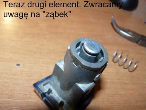 Naprawa Wkadki Zamka Passat B5 Youtube
