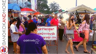 THAILAND Street Food Night Market