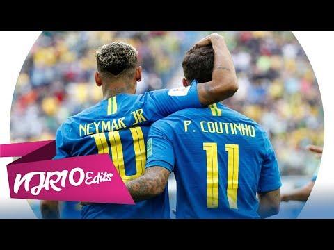 Neymar Jr & Philippe Coutinho - Companhia MC Livinho
