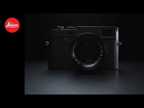 The Leica M10 Monochrom with 40MP