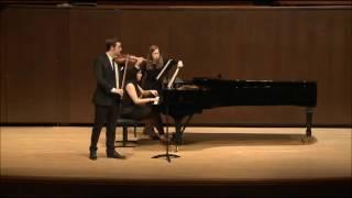Beethoven Violin Sonata No  7 Mvt. 2