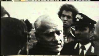 Omicidio Pasolini 2 novembre 1975 - Rai EduTg Rai dell'epoca
