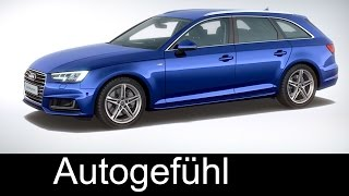 Audi A4 Avant g-tron technology explanation - Autogefühl