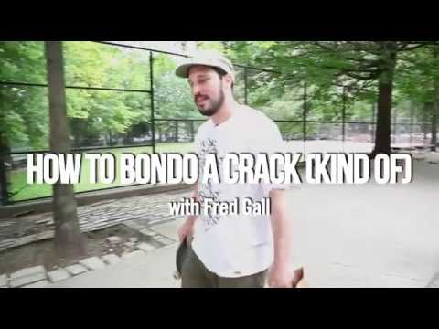 JENKEM - How To Fix a Crack with Fred Gall....kind of