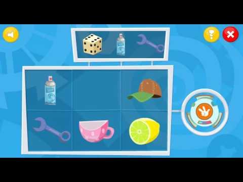Детская Игра Мультфильм - Фиксики: Тройки Нолик