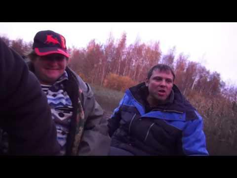 Приколы на рыбалке/ Пьяные рыбаки на лодке. Жесть.