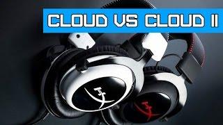 Обзор HyperX Cloud II [Cloud vs Cloud 2] Объемное звучание в Массы