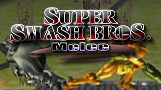 Wii Component Cables - Super Smash Bros. Melee