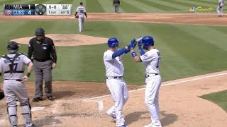 Rizzo drops to a knee and takes Richards deep, a breakdown (CORRECTIONS IN INFO)