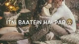 ❤❤sanu ek pal chain na aave   O Sajana Tere Bina ❤❤whatsapp video status lyrical❤❤flicker records❤❤