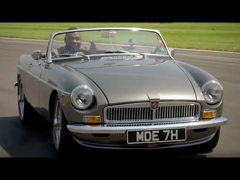 The MGB Abingdon Edition at Silverstone | Extra Gear | Top Gear