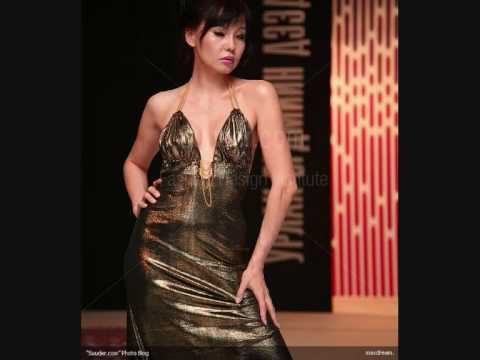 Mongolian forever young top model Odgerel by Suvda. - YouTube