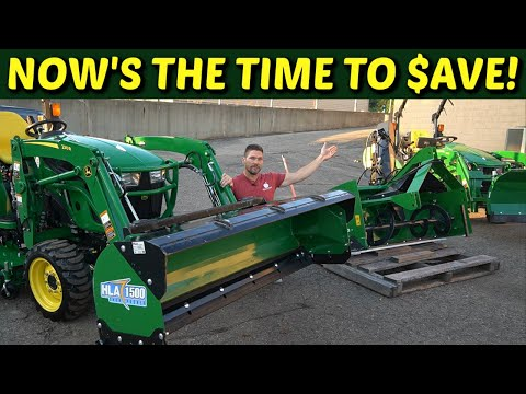 3 GREAT SNOW REMOVAL OPTIONS FOR ANY TRACTOR & BUDGET! 👨‍🌾🚜