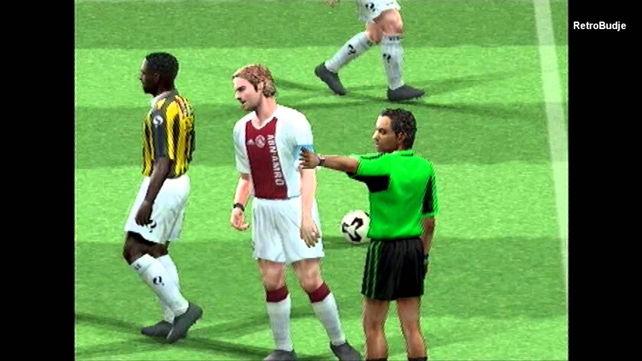 Pro Evolution Soccer 5 2005 PS2 Vitesse - Ajax RetroGaming