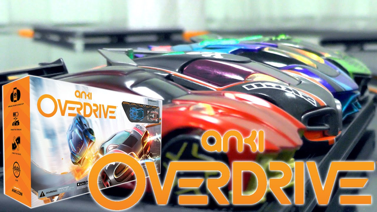 Amazon.com: Anki Overdrive Racing Track Starter Kit: Toys ...