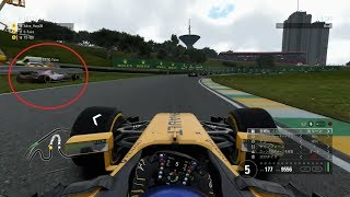 F1 2017 長距離部 MGTCup Season8 Rd.19 BrazilGP