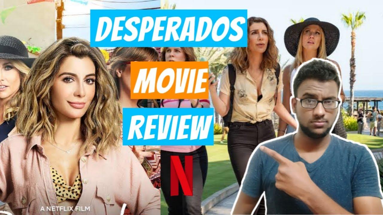Desperados Movie Review Netflix Nasim Pedrad Tamil Mani S View Youtube