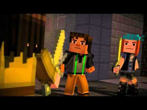 Minecraft Story Mode EP02