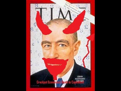 John Maynard Keynes: Scumbag Lifetime Achievement Award