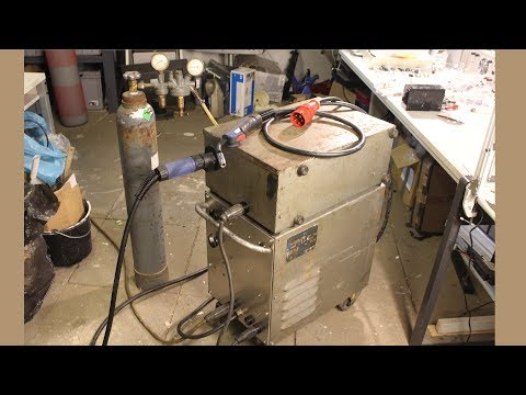 MIG/MAG Welder Repair And Modification (I)