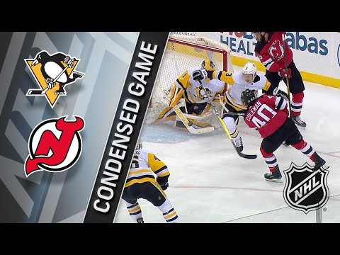 02/03/18 Condensed Game: Penguins @ Devils