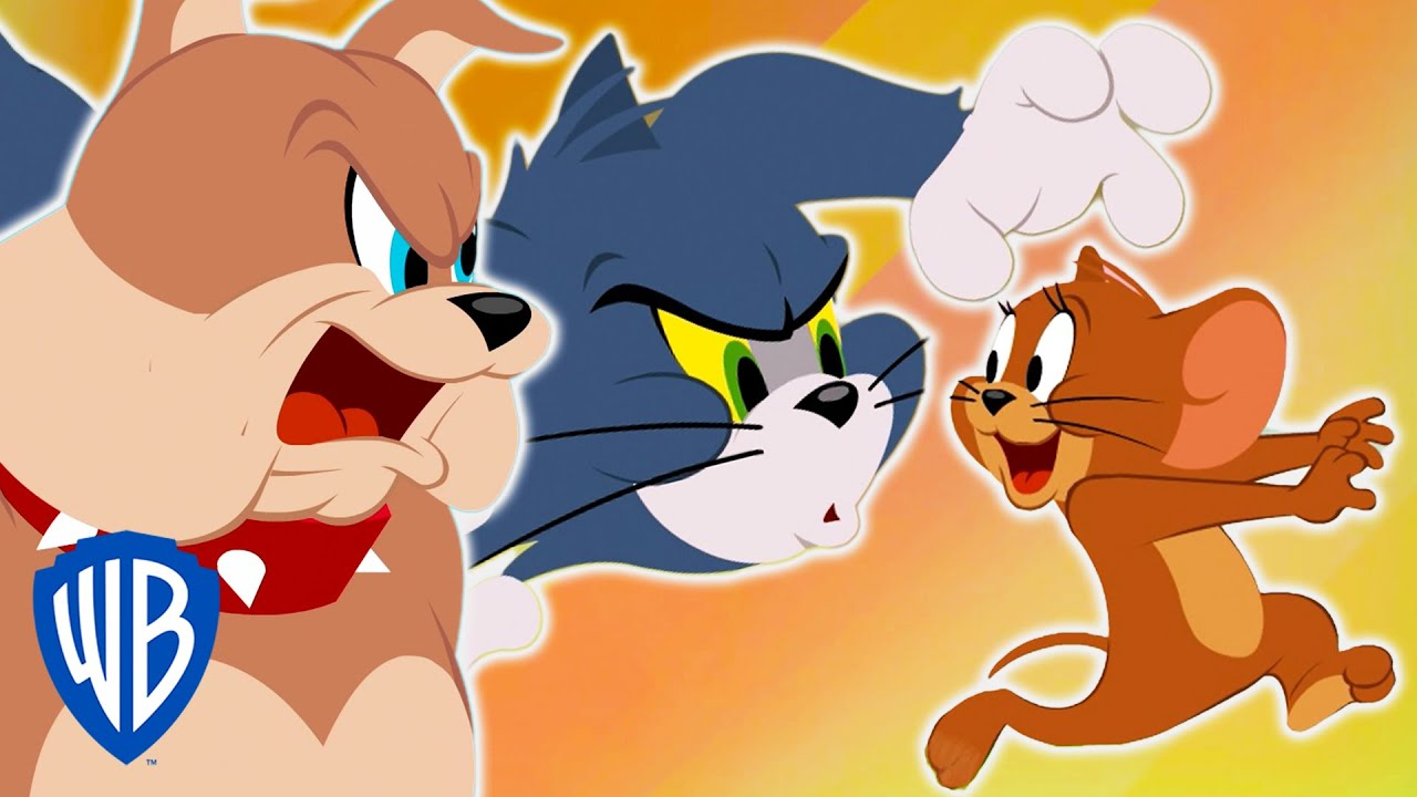 Tom & Jerry | Ultimate Chase Compilation | WB Kids