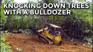 Knocking Down Trees with a Bulldozer