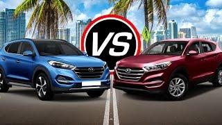 2016 Hyundai Tucson Sport vs Tucson SE - Spec Comparison!