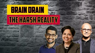 The Great Indian Brain Drain   Explained by The Quest Team