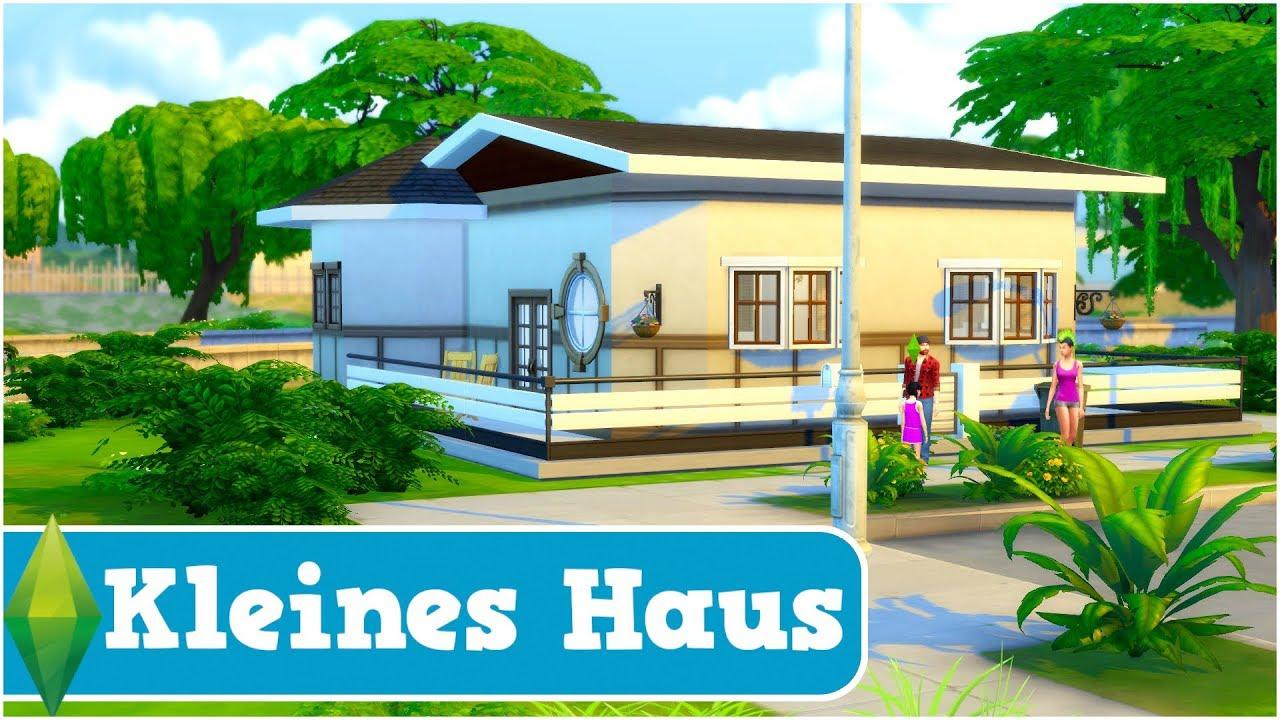 kleines einfamilienhaus wie baut man ein haus in sims 4. Black Bedroom Furniture Sets. Home Design Ideas