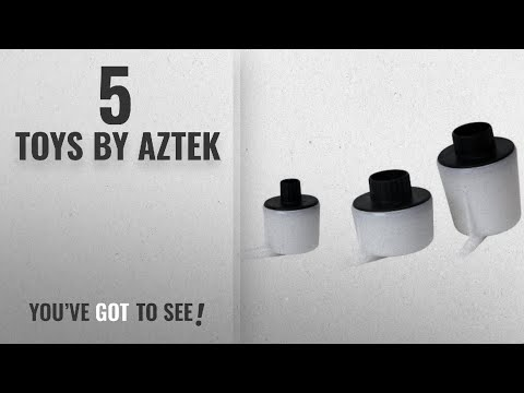 Top 10 Aztek Toys [2018]: Aztek Gravity Feed 3-Piece Airbrush Color Cup