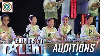 pilipinas got talent season 5 auditions alicia bohol musika kawayan bamboo musicians