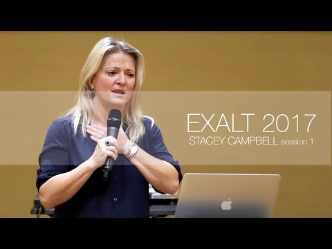 Stacey Campbell - Power and Prophecy (EXALT 2017)