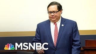 GOP Rep. Blake Farenthold To Retire After Claims Of Sexual Harassment   MSNBC