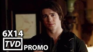 "The Vampire Diaries 6X14 Promo ""Stay"""