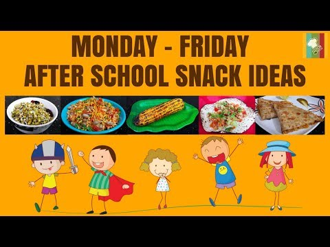 After School Snacks Ideas | Evening Snacks Tamil | Kids Snacks Healthy