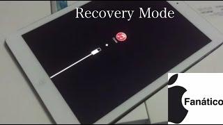 Salir-entrar de modo de recuperación - recovery iPhone iPad iPod, información del canal, concurso