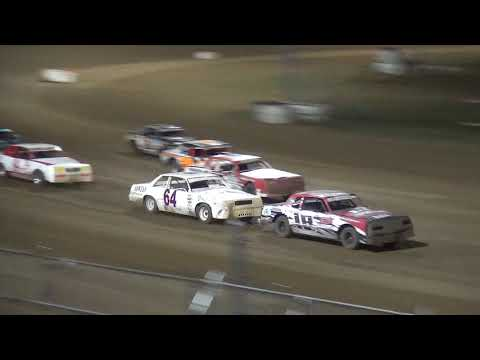 IMCA Hobby Stock feature Independence Motor Speedway 6/16/18