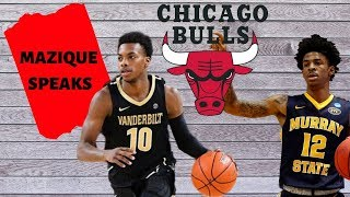 Chicago Bulls: Darius Garland or Ja Morant?