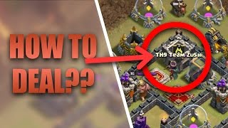 Queen & LAVA (Clan Castle) Outside? How To Deal? War Cleanup #24 | Clash Of Clans