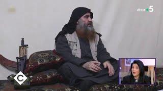 Le chef de l'Etat Islamique est mort - C à Vous - 28/10/2019