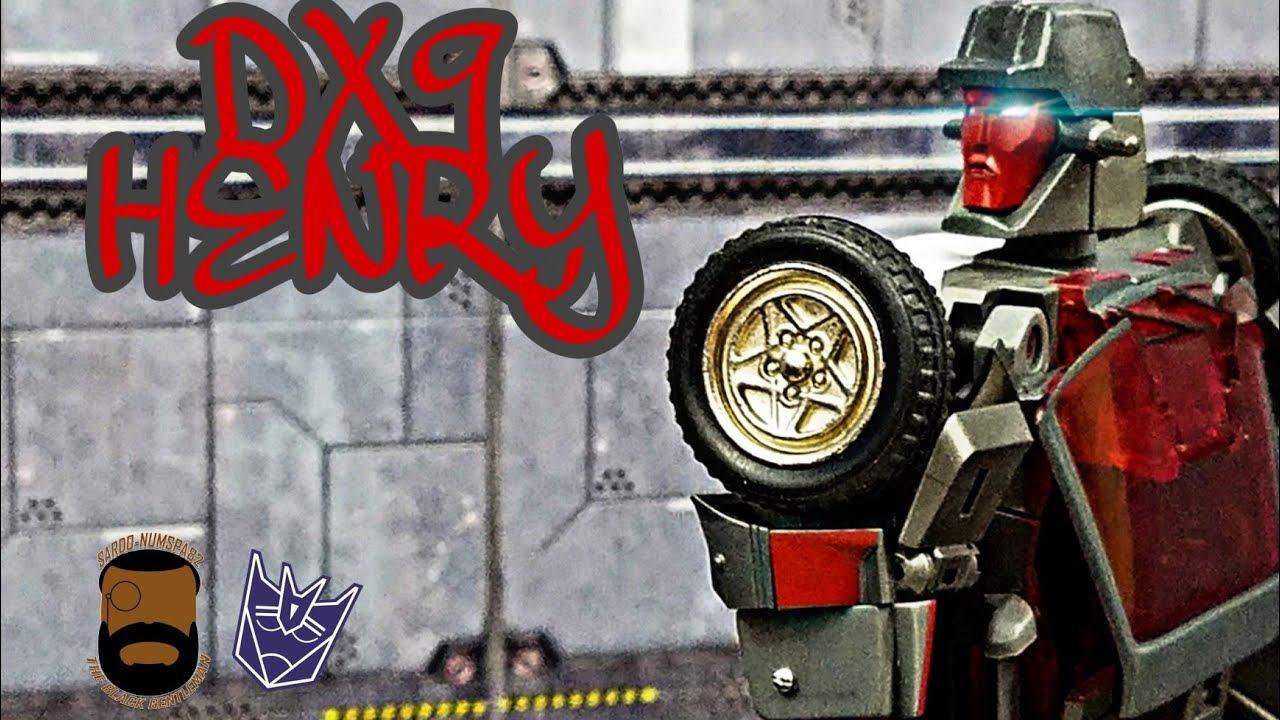 DX9 Henry Review by Sardo-numspa82